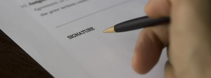 Ratificación de Firmas